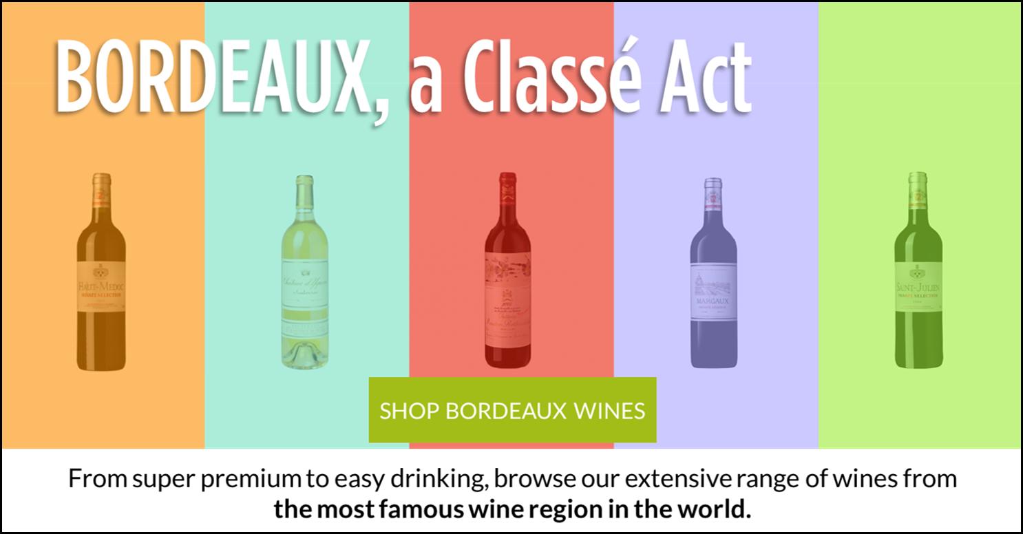 Bordeaux, a Classé act