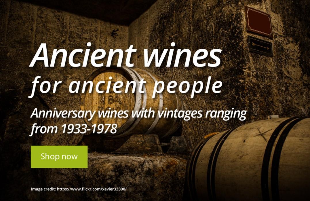 anniversary wines