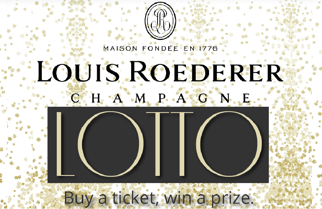 Champagne Louis Roederer Lotto